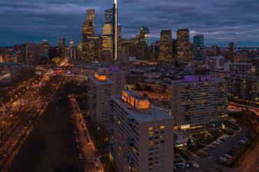 Aerial Footage of Philadelphia Thumbnail