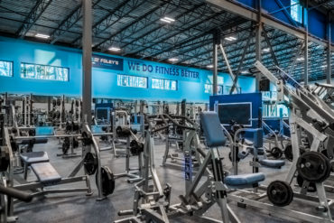 Foley's Fitness Gym Interior Video Thumbnail